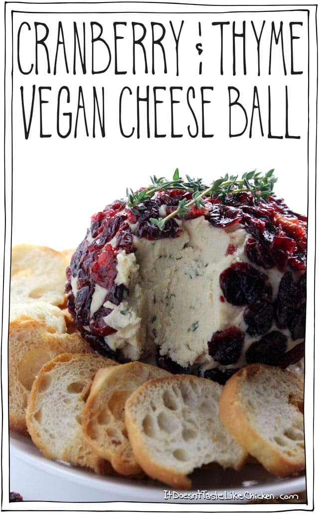 Vegan Cheese Ball