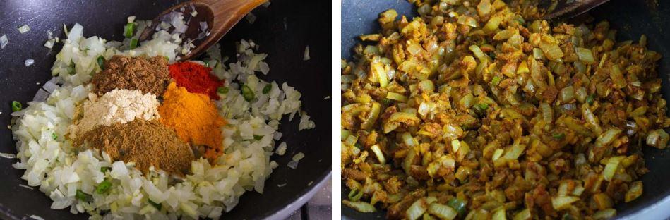 Vegan Lentil Dal Spices
