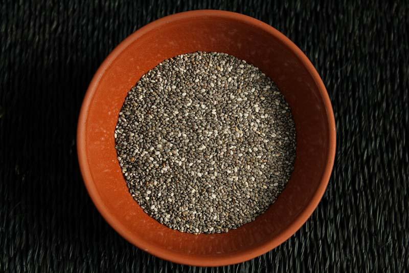 Unusual Vegan Ingredients - Chia Seeds