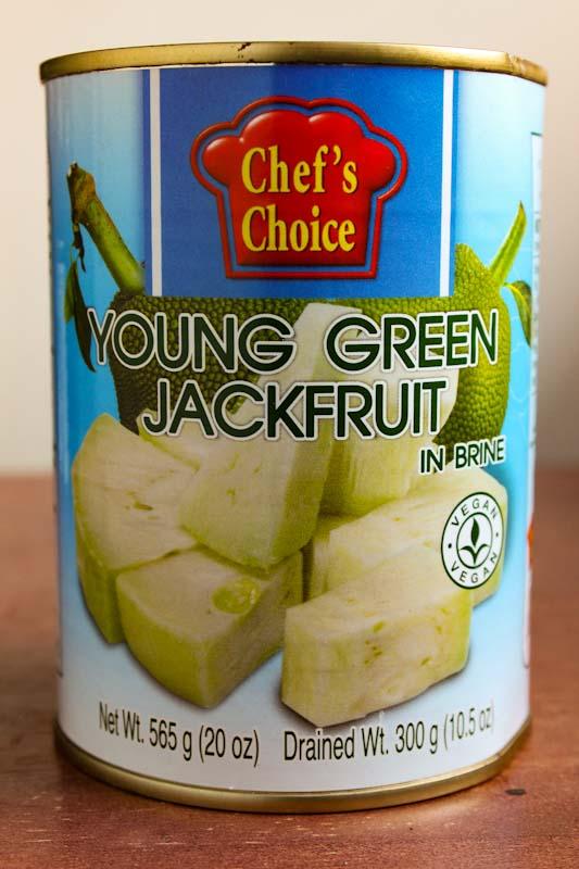 Tinned Jackfruit