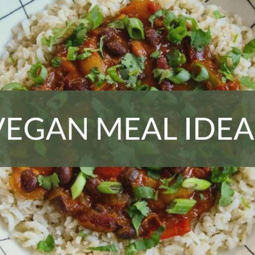 Vegan Meal Ideas Feature