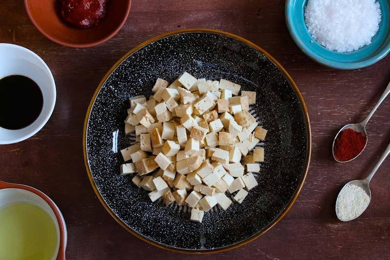Vegan Pancetta Ingredients