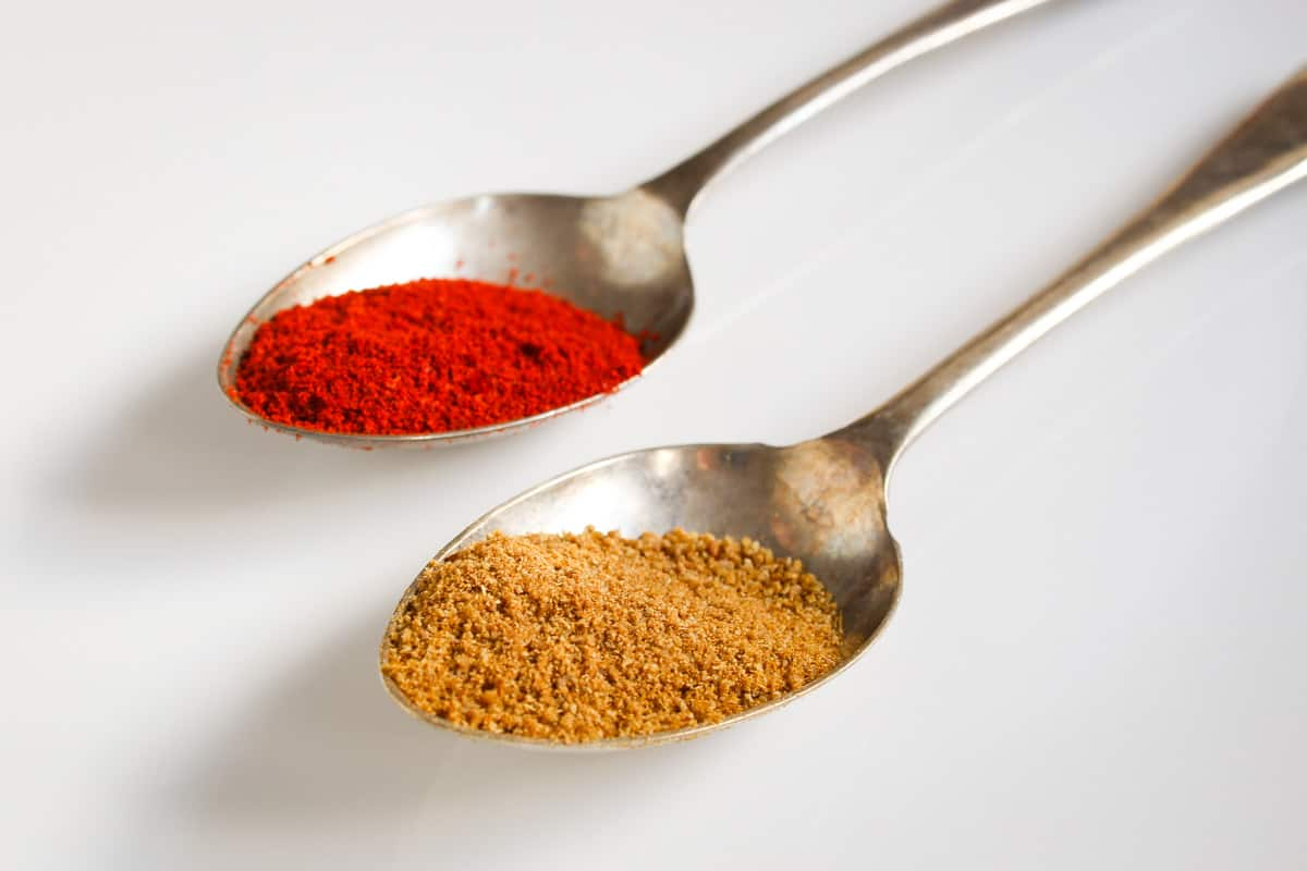 Smoked Paprika and Cumin