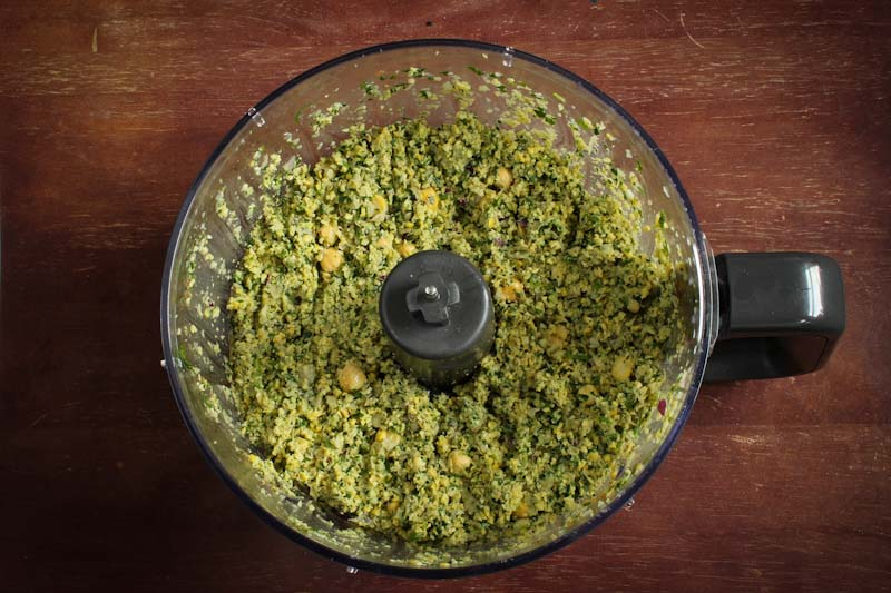 Blended Falafel Mix