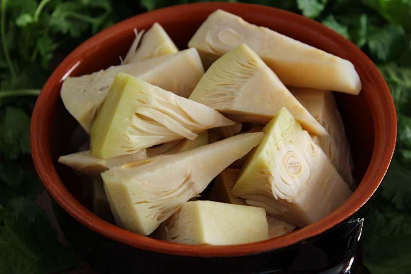 Young Jackfruit Pieces