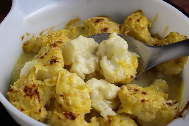 Vegan Cauliflower Cheese Nut-Free