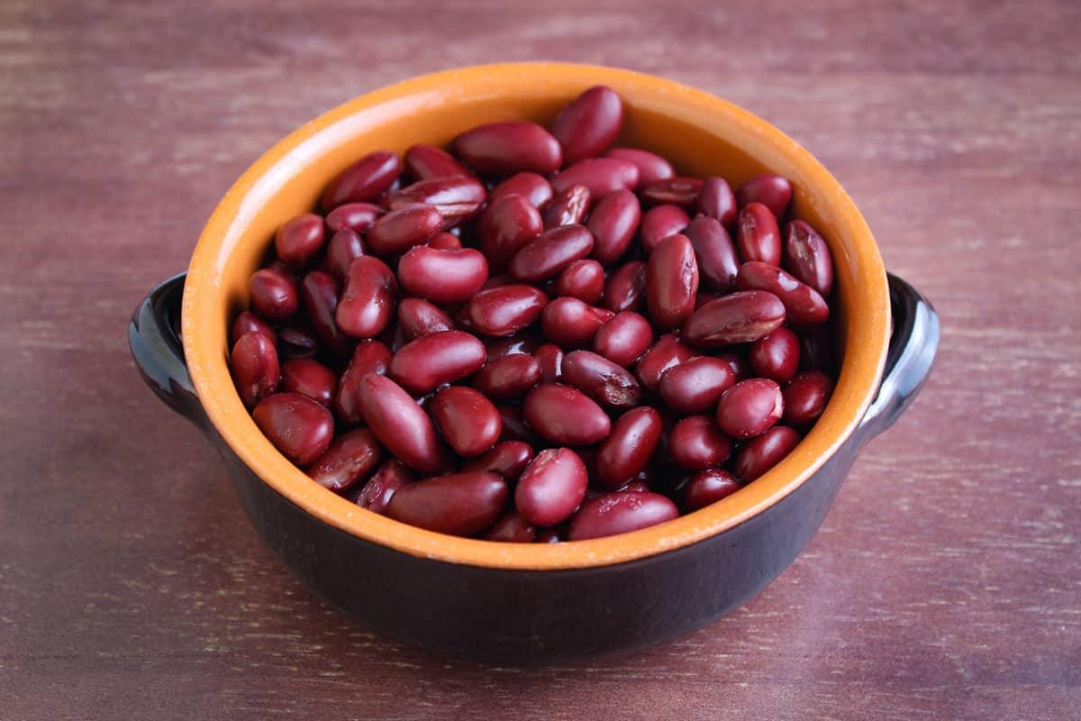 Kidney Beans in Bowl