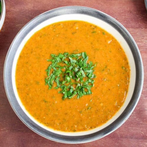 Butter Bean Soup Feature